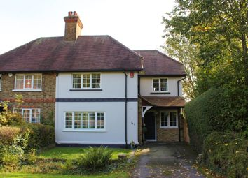 Thumbnail 3 bed semi-detached house for sale in Monkhams Lane, Woodford Green