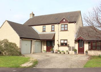 Thumbnail 4 bedroom detached house for sale in Wellow Brook Meadow, Midsomer Norton, Radstock