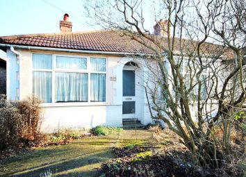 Thumbnail 3 bed bungalow for sale in Crescent Road, New Barnet, Barnet
