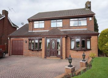 Thumbnail 4 bed detached house for sale in Chatteris Close, Meir Park, Stoke-On-Trent, Staffordshire