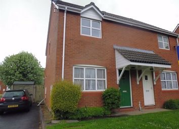 Thumbnail 2 bed semi-detached house to rent in Millbank, Cam, Dursley