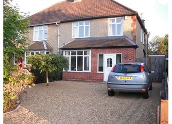 Thumbnail 4 bed semi-detached house to rent in Pepys Way, Girton, Cambridge
