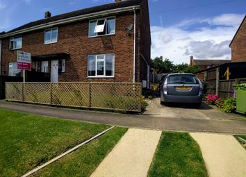 Thumbnail 3 bed semi-detached house for sale in Dale View Road, Brookenby, Market Rasen