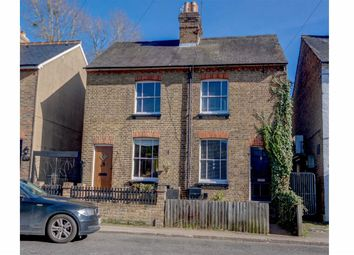 Thumbnail 2 bed semi-detached house for sale in Horns Mill Road, Hertford