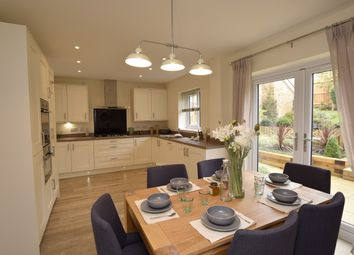 Thumbnail 4 bed detached house for sale in Plot 58 The Garnet, Egstow Park, Off Derby Road, Clay Cross, Chesterfield