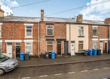 Thumbnail 2 bed terraced house to rent in Merchant Street, Derby