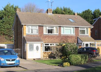 Thumbnail 3 bed semi-detached house for sale in Nursery Road, Alresford