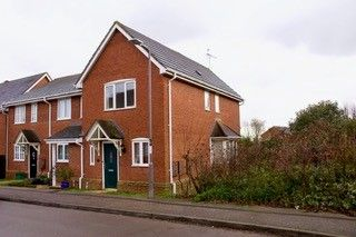 Thumbnail 2 bedroom end terrace house to rent in Oriel Close, Bucks