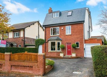 Thumbnail 5 bedroom detached house for sale in Wigan Road, Standish, Wigan