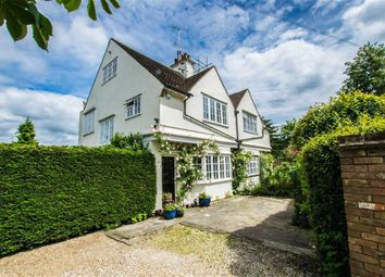 Thumbnail 5 bed semi-detached house for sale in High Road, Essendon, Hertfordshire