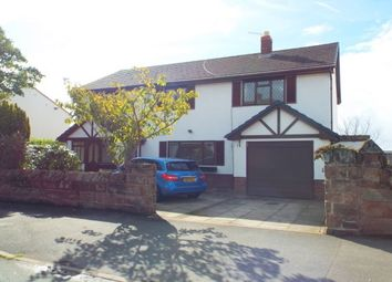 Thumbnail 4 bed detached house to rent in Darmonds Green, West Kirby, Wirral