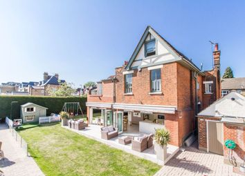Thumbnail 6 bed detached house for sale in Chelmsford Road, London