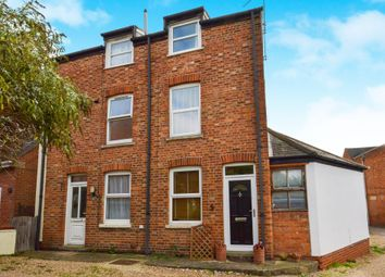 Thumbnail 2 bed semi-detached house for sale in Silver Street, Newport Pagnell