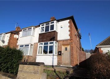 Thumbnail 2 bed semi-detached house for sale in Northwood Avenue, Chaddesden, Derby