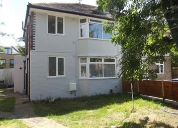 Thumbnail 2 bed maisonette for sale in Methuen Close, Edgware, Middlesex