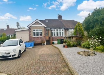 Thumbnail 4 bedroom semi-detached bungalow for sale in Bridle Close, Epsom