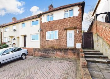 Thumbnail 3 bed end terrace house for sale in Elaine Avenue, Strood, Rochester, Kent