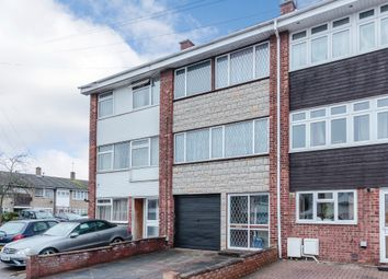 Thumbnail 4 bedroom terraced house for sale in Liphook Close, Hornchurch, Essex