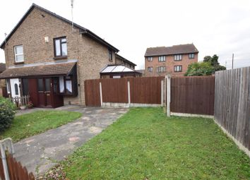 Thumbnail 1 bed semi-detached house for sale in Crystal Way, Chadwell Heath, Romford