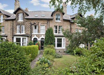 Thumbnail 4 bed terraced house to rent in Beechwood Crescent, Harrogate