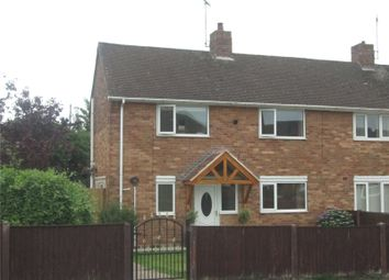 Thumbnail 2 bed semi-detached house for sale in Queensway, Worksop, Nottinghamshire