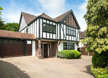 Thumbnail 4 bedroom detached house for sale in Worcester Crescent, Woodford Green