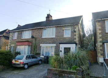 Thumbnail 3 bed semi-detached house for sale in Woodland Vale Road, St. Leonards-On-Sea