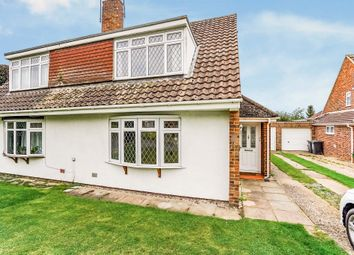 Thumbnail 3 bed semi-detached house for sale in Huntercombe Close, Taplow, Maidenhead