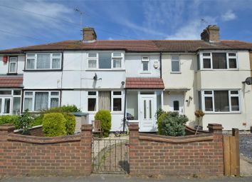 Thumbnail 3 bed terraced house for sale in Dell Road, West Drayton