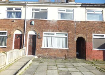 Thumbnail 3 bed terraced house to rent in Coral Avenue, Huyton, Liverpool