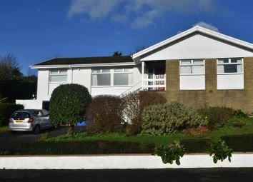 Thumbnail 5 bed detached bungalow for sale in St. Anthonys Way, Haverfordwest