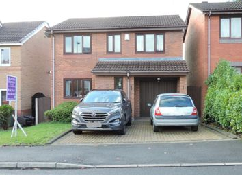 Thumbnail 4 bed detached house for sale in 8 Spring Clough Drive, Oldham