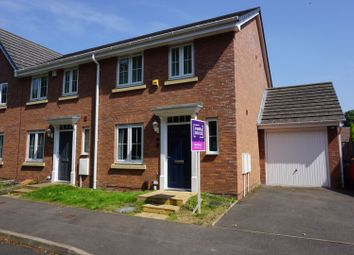 Thumbnail 3 bed terraced house for sale in Bramcote Way, Walsall
