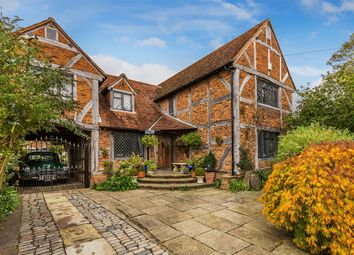 Thumbnail 4 bedroom detached house for sale in Horsell, Woking, Surrey