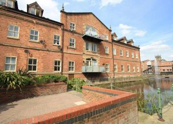 Thumbnail 1 bed flat to rent in Chippendale House, Navigation Walk, Leeds