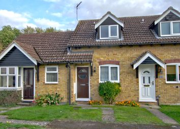 Thumbnail 1 bed terraced house to rent in Park Road, Sawston, Sawston