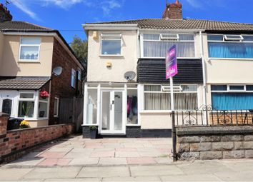 Thumbnail 3 bed semi-detached house for sale in Wyndham Avenue, Liverpool