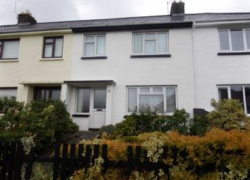 Thumbnail 3 bed terraced house to rent in Tregerddan, Bow Street