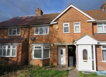 Thumbnail 3 bed terraced house for sale in Flavells Lane, Yardley, Birmingham