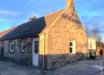 Thumbnail 1 bed cottage to rent in Nr Duffus, Elgin