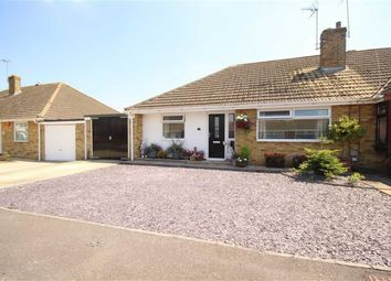 Thumbnail 3 bedroom semi-detached bungalow for sale in Blake Crescent, Stratton, Wiltshire
