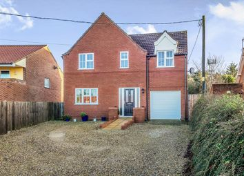 Thumbnail 3 bedroom detached house for sale in Norwich Road, Cromer