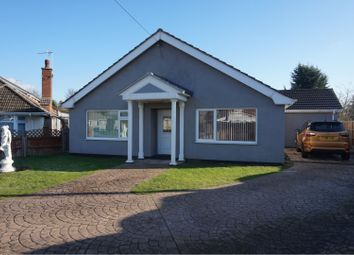 Thumbnail 3 bed detached bungalow for sale in St. Clements Road, Ruskington