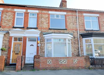 Thumbnail 4 bed terraced house for sale in Arthur Terrace, Bishop Auckland