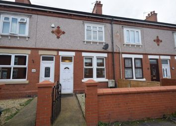 Thumbnail 2 bed property to rent in Bertie Road, Wrexham