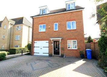 Thumbnail 5 bed detached house for sale in Reams Way, Kemsley, Sittingbourne, Kent