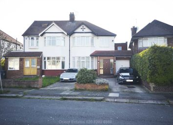 4 bed semi-detached house for sale in Chatsworth Avenue, London NW4