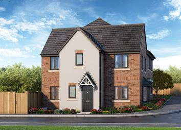 """Thumbnail 3 bed property for sale in """"The Windsor"""" at Close Street, Hemsworth, Pontefract"""