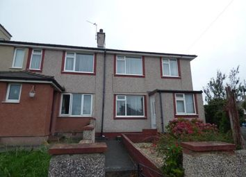Thumbnail 4 bed end terrace house for sale in Maes Hedd, Holyhead, Sir Ynys Mon