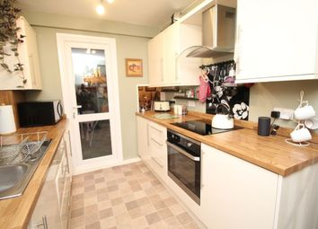 Thumbnail 2 bed flat for sale in Gerard Crescent, Southampton